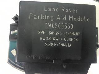 Блок управления парктроником Land Rover Discovery 3