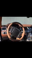 Руль Land Rover Range Rover Sport 2011