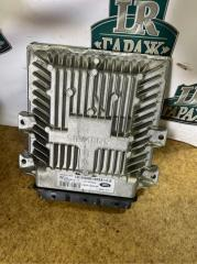 Блок управления двигателем Land Rover Discovery 3 L319 276DT 2008 (б/у)