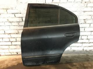 Запчасть дверь задняя левая Mitsubishi Galant 1997-2003