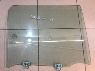 Запчасть стекло двери задней заднее правое Nissan Juke 2011-2019