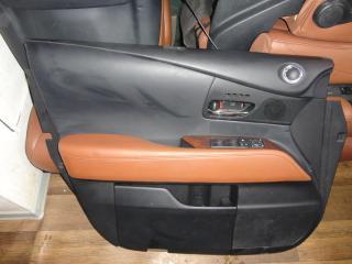 Запчасть обшивка двери передняя левая Lexus RX 2009-2015