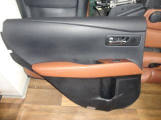Запчасть обшивка двери задняя левая Lexus RX 2009-2015