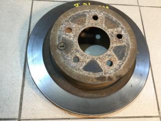 Запчасть диск тормозной задний Nissan X-Trail 2007-2014