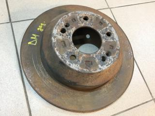 Запчасть диск тормозной задний Hyundai Santa Fe 2012-2018