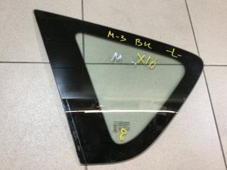 Запчасть стекло двери (форточка) заднее левое Mazda 3 2002-2009