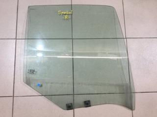 Запчасть стекло двери задней заднее правое Renault Symbol 1998-2008