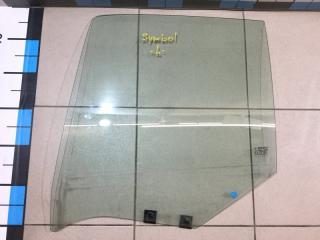 Запчасть стекло двери задней заднее левое Renault Symbol 1998-2008