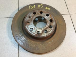 Запчасть диск тормозной передний Skoda Octavia 2004-2013