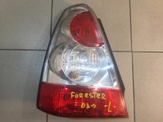 Запчасть фонарь задний задний левый Subaru Forester 2002-2007