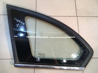 Запчасть стекло кузовное заднее левое Chevrolet Captiva 2006-2010
