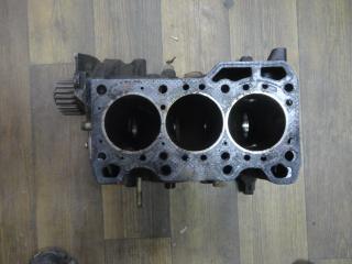 Запчасть блок двигателя Daewoo Matiz