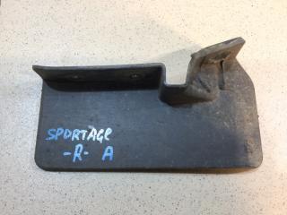 Запчасть брызговик задний правый Kia Sportage 2010-2015