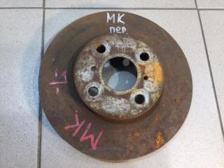 Запчасть диск тормозной передний Geely MK 2008 -2015