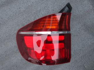 Запчасть фонарь задний наружный левый BMW X5 2010-2013
