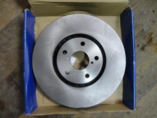Запчасть диск тормозной передний левый Lexus GS 2005-2011