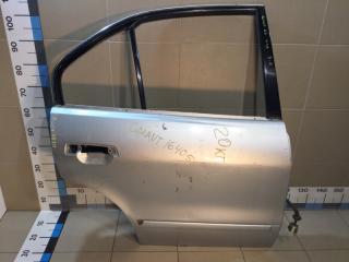 Запчасть дверь задняя правая Mitsubishi Galant 1997-2003
