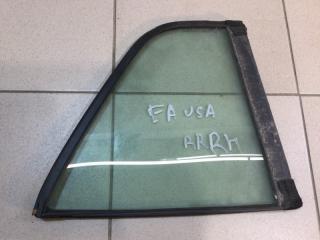 Запчасть стекло двери (форточка) заднее правое Mitsubishi Galant 1997-2003