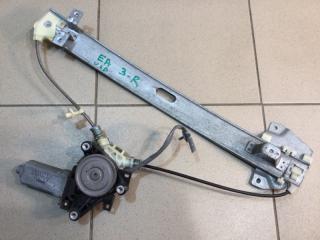 Запчасть стеклоподъемник электрический задний правый Mitsubishi Galant 1997-2003