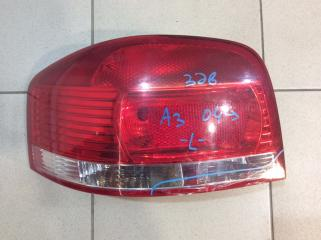 Запчасть фонарь задний задний левый AUDI A3 2003-2013