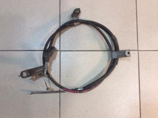 Запчасть трос стояночного тормоза левый Subaru Impreza 2007-2012