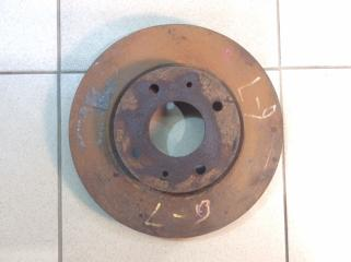 Запчасть диск тормозной передний вентилируемый передний Mitsubishi Lancer 9 2003-2008