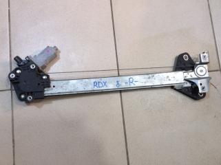 Запчасть стеклоподъемник электрический задний правый Acura RDX