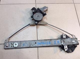 Запчасть стеклоподъемник электрический задний правый Subaru Impreza 2007-2012