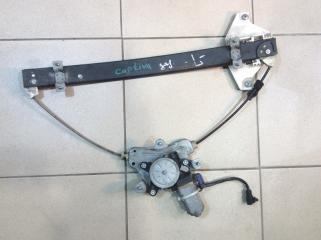 Запчасть стеклоподъемник электрический задний левый Chevrolet Captiva 2006-2010