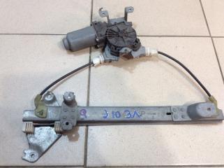 Запчасть стеклоподъемник электрический задний левый Nissan Qashqai 2006-2014