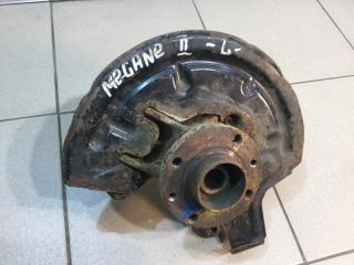 Запчасть кулак поворотный передний левый Renault Megane 2 2003-2009