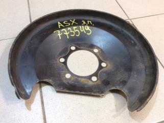 Запчасть пыльник тормозного диска задний правый Mitsubishi ASX 2010-2020