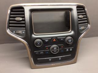 Запчасть блок управления климатической установкой Jeep Grand Cherokee 2010-2020