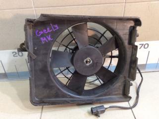 Запчасть вентилятор радиатора Geely MK 2008 -2015