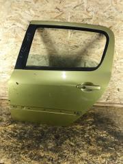 Запчасть дверь задняя левая Peugeot 307