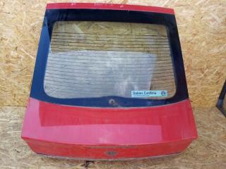 Крышка багажника Opel Vectra C