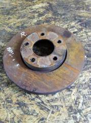 Запчасть тормозной диск передний правый mazda 3 BK