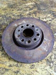 Запчасть тормозной диск передний правый Volkswagen passat b6