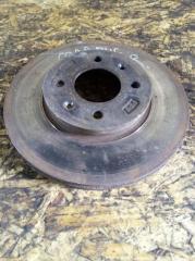 Запчасть тормозной диск передний правый hyundai Solaris