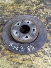 Тормозной диск задний Ford Mondeo 3