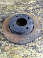 Тормозной диск передний правый hyundai Matrix