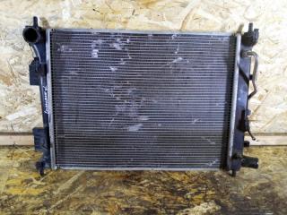 Радиатор ДВС hyundai Solaris