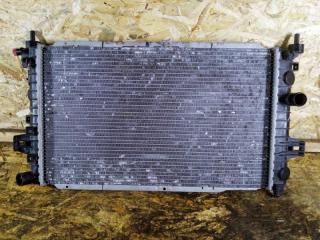 Радиатор ДВС Opel Astra H
