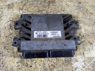 Блок управления двигателем Renault Logan 2012