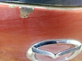 Крышка багажника Mazda 3 2006