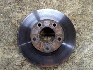 Запчасть тормозной диск передний Mazda 3 2006