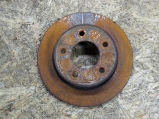 Запчасть тормозной диск задний Mazda 3 2006