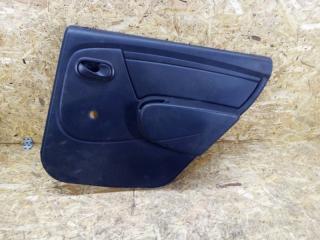 Запчасть обшивка двери задняя правая Renault Logan 2012