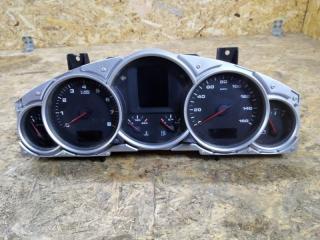 Панель приборов Porsche Cayenne