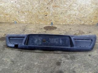 Юбка бампера задняя Peugeot 308